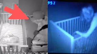 "Mom Hears Man Say ""Wake Up"" on Baby Monitor  Then Realizes She Never Heard This Voice Before"