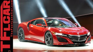 Top 5 New Cars that Wowed Journalists at the Detroit Auto Show thumbnail