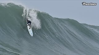 MAVERICKS SESSIONS - JANUARY 19, 2019 [FULL VERSION] - POWERLINES