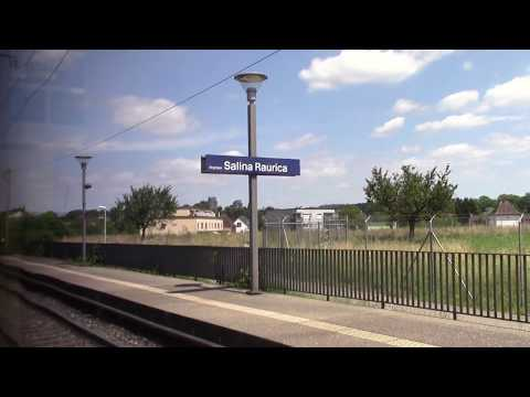 S1 von Basel SBB nach Laufenburg