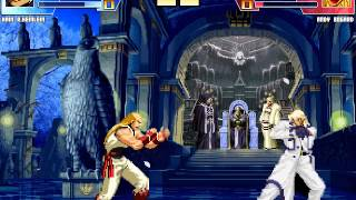 Garou: Mark of the Wolves Kain R.Heinlein download - Best Mugen Characters (najlepsze postacie)