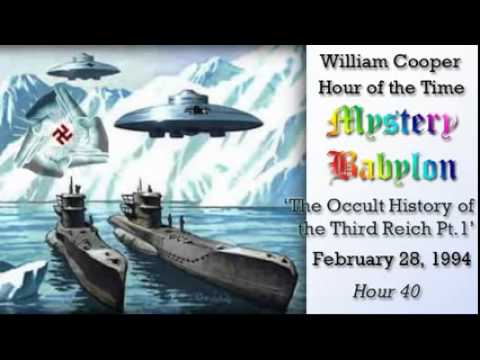 William Cooper - Mystery Babylon #40: The Occult History of the Third Reich Pt 1/3