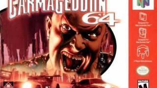 Carmageddon 64 Soundtrack-Title
