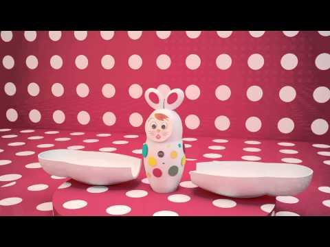 "Maison Pierre Marcolini : ""Easter Dolls"""