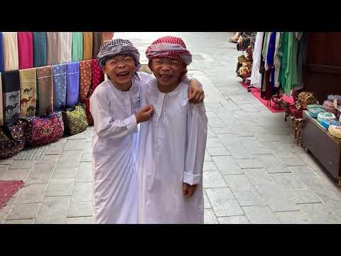 Lovely Day in Bastakiya, Dubai Museum, Old Souk, Spice Souk, Gold Souk