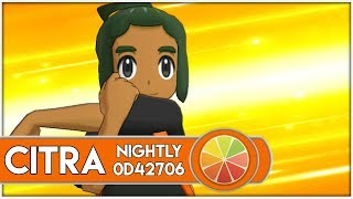 Citra Emulator Nightly [5x] | Pokemon Sun [1080p] | 3DS Emulator [#1]