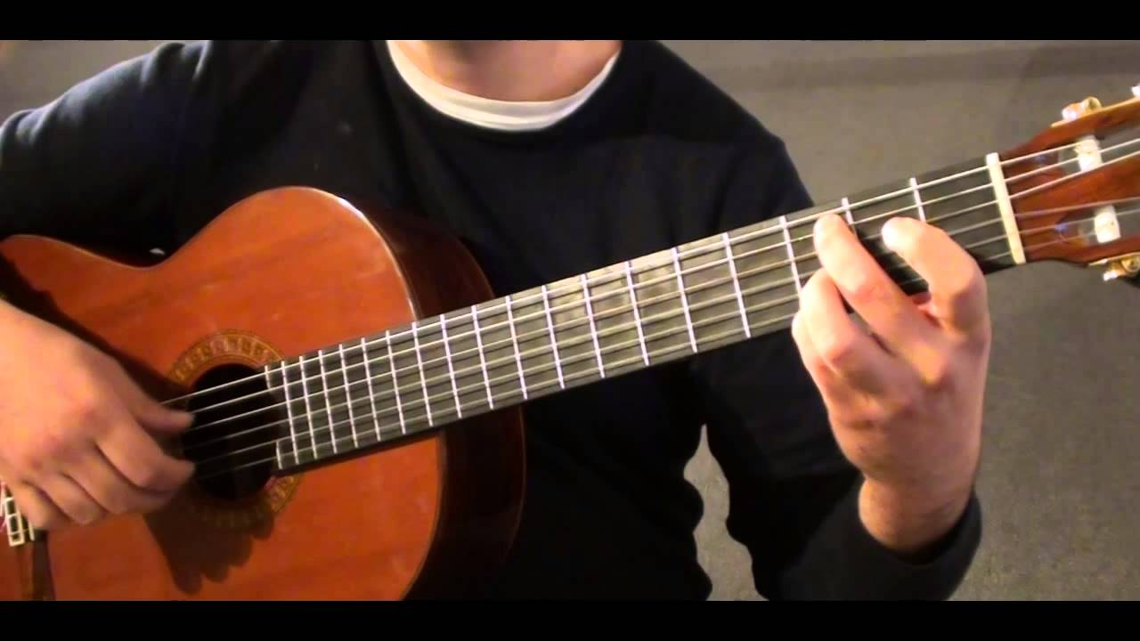 mad world solo classical guitar version youtube. Black Bedroom Furniture Sets. Home Design Ideas