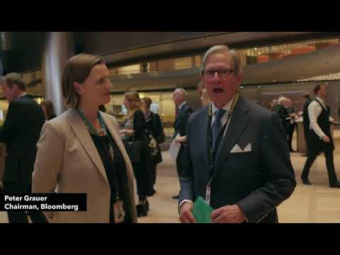 Bloomberg London Building Opening Highlights