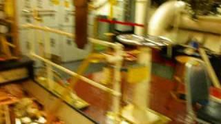 Delta Queen Engine Room