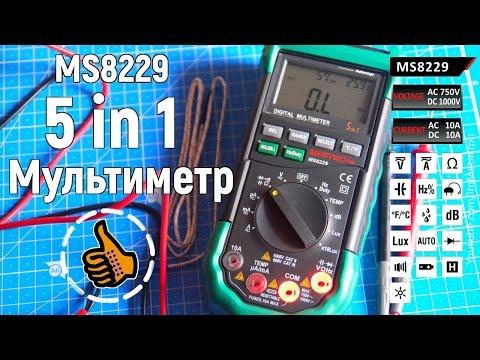 Устройство и ремонт мультиметров серии М-830.