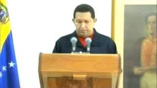 Chávez Habla De Su Cáncer