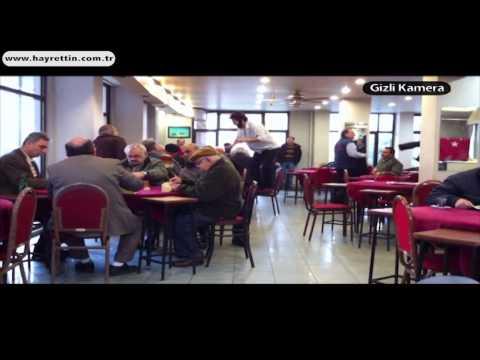 Cem Yılmaz Hayde Kahvehane şakası :) - Hayrettin