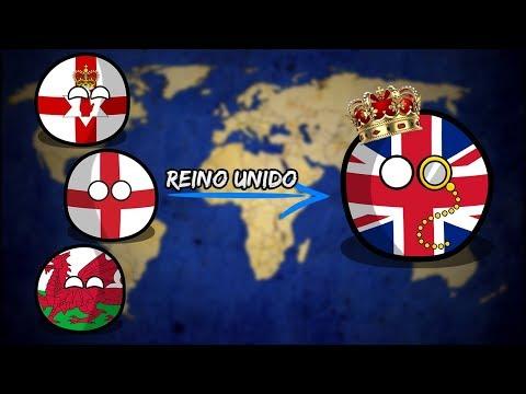 O que é o Reino Unido? - HISTÓRIA/GEOGRAFIA