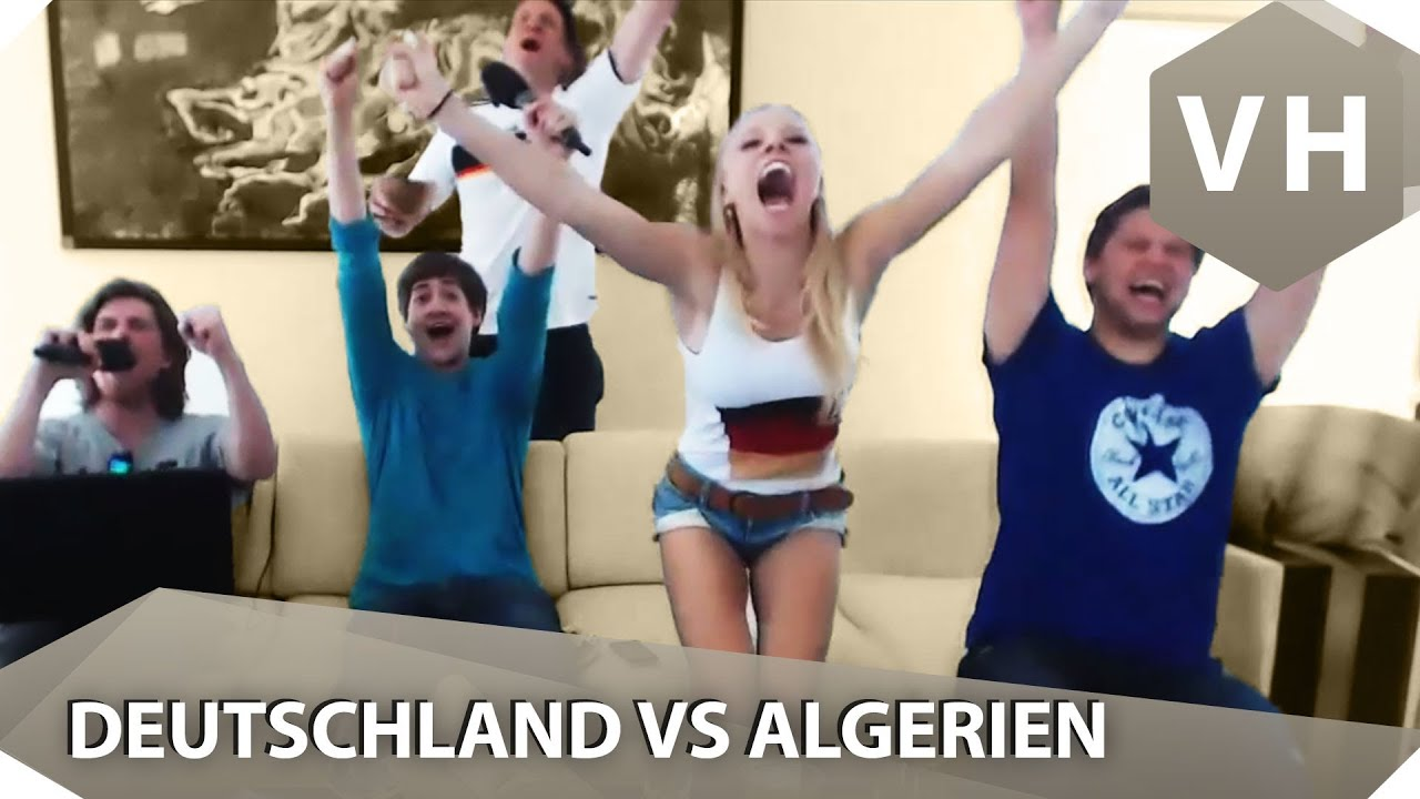 Livestream Deutschlandspiel
