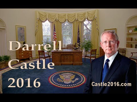 Darrell Castle, 2016 Presidential Candidate, Constitution Party