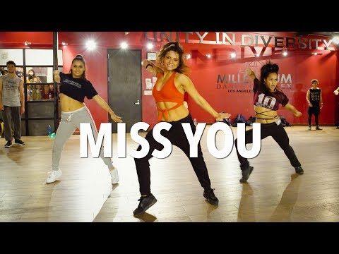MISS YOU - Cashmere Cat, Major Lazor, Tory Lanez   Choreography by Alexander Chung