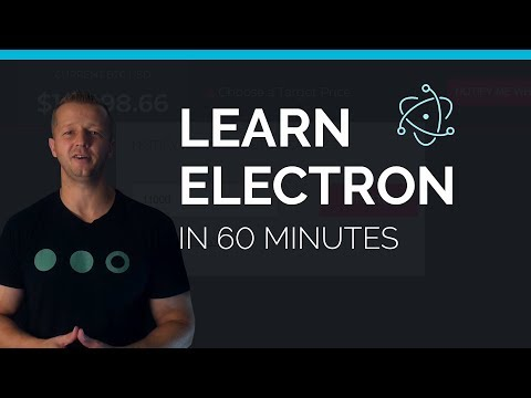 Learn Electron in Less than 60 Minutes - Free Beginner's Course