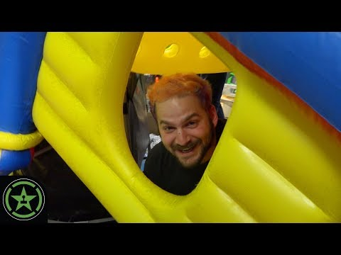 Between the Games - Bounce Castle Mousetrap