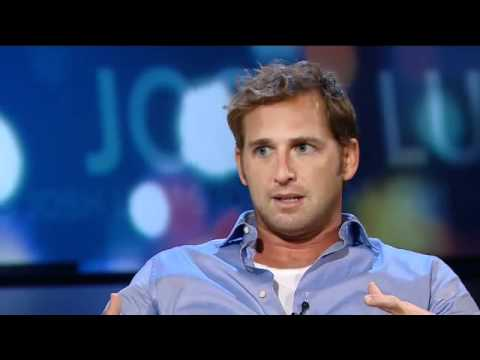 Josh Lucas on early acting gigs and parental pressure