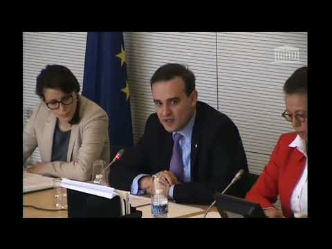 Intervention en Commission des Affaires Européennes sur le semestre européen