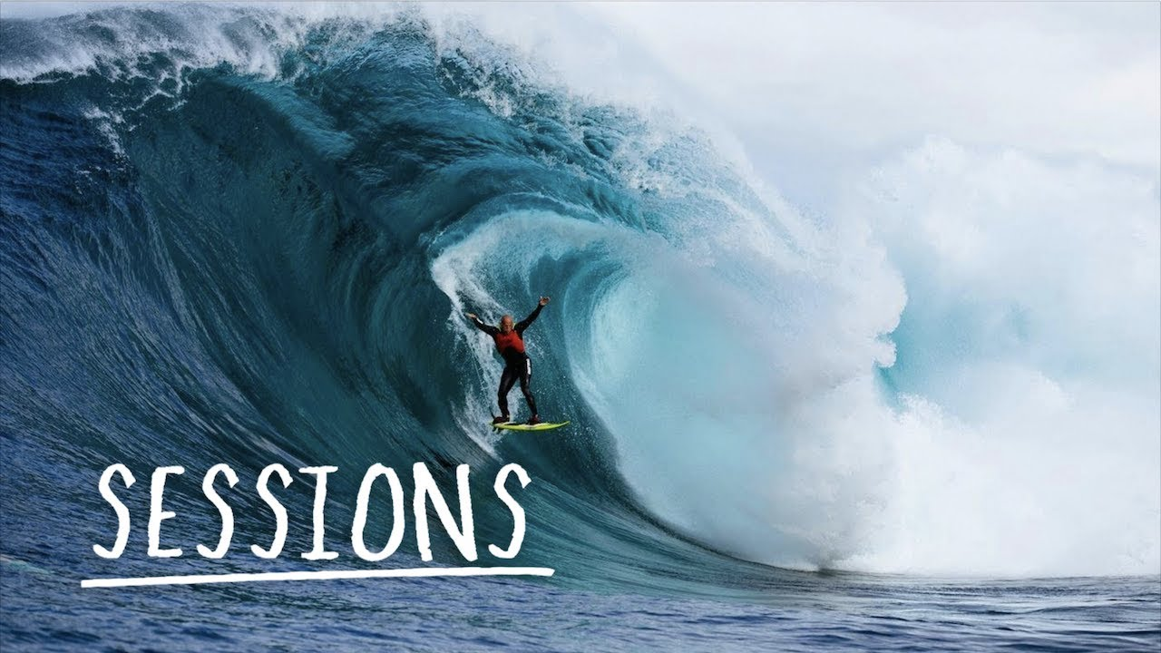 Air Drops and Heavy Slabs at Shipstern Bluff | Sessions
