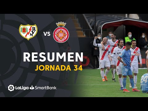 Vallecano Girona Goals And Highlights