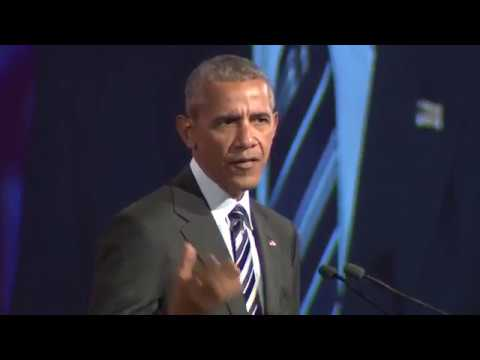 Barack Obama Full Speech to Montreal Board of Trade