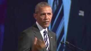 Barack Obama Full Speech to Montreal Board of Trade thumbnail