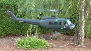 MasterArtHelis fuselage HUEY UH-1d size 500