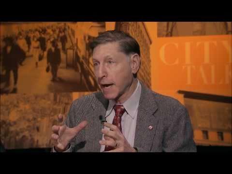 City Talk: Eli Silverman, Prof. Emeritus, John Jay College; Graham Rayman, Village Voice