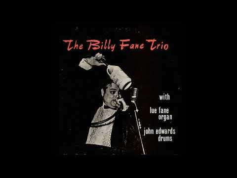 Poinciana - The Billy Fane Trio