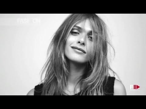 ELISA SEDNAOUI Model Style by Fashion Channel