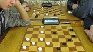 #1 Как играют гроссмейстеры. Турнир памяти Г.Хацкевича. Шашки 64. How the grandmasters play.