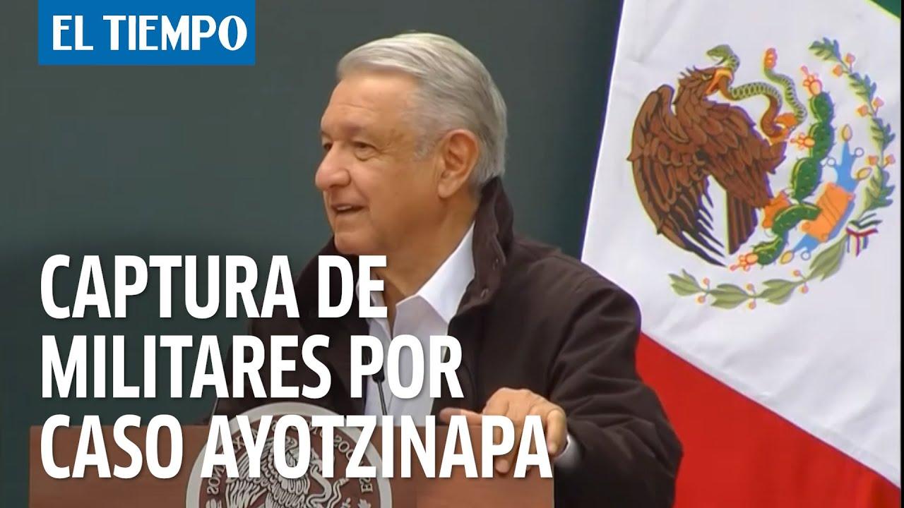 Ordenan arresto de militares por desaparición de 43 estudiantes de Ayotzinapa en México