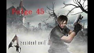 Resident Evil 4  wow das war ein Auftritt(German)