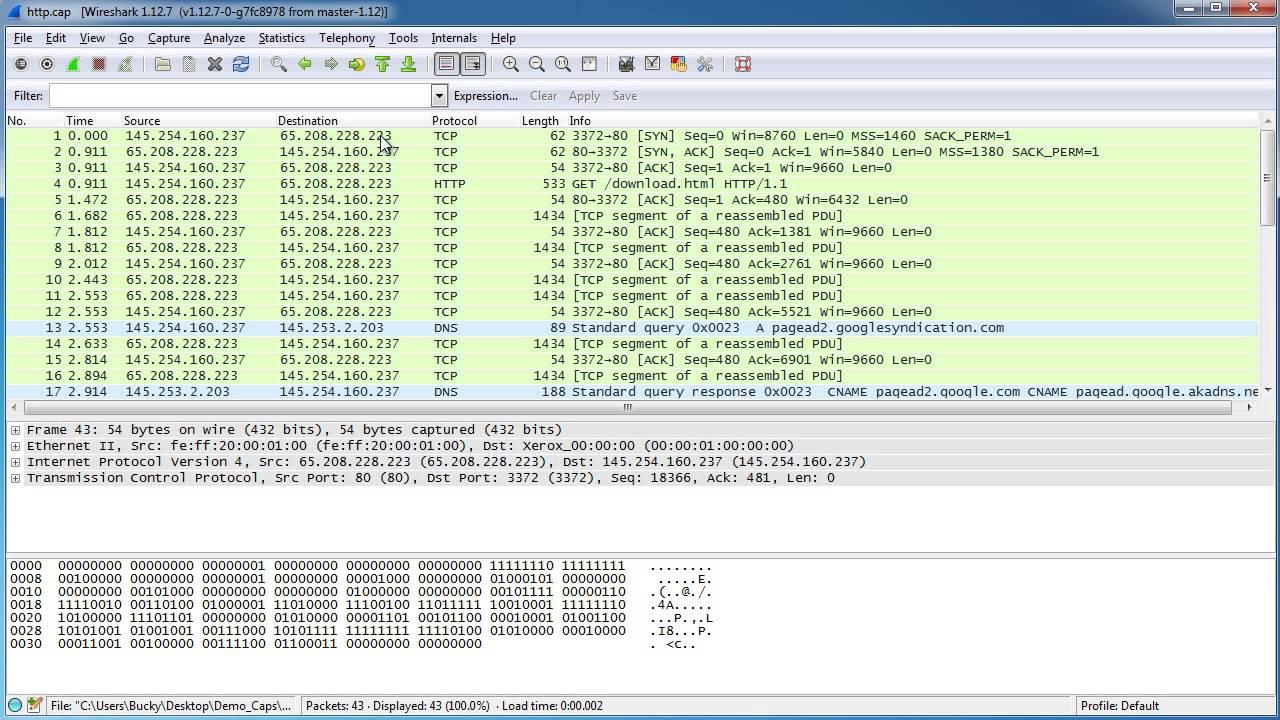 Wireshark Tutorial For Beginners 6 More Interface