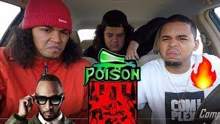 SWIZZ BEATZ - POISON (FULL ALBUM) REVIEW REACTION
