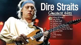 The Best Of Dire Straits - Dire Straits Album Playlist 2017 - song lyrics sultans of swing dire straits