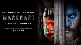 Warcraft - Official Trailer (HD)(Warcraft - Official Trailer DVD and Blu-Ray - http://amzn.to/2dKH4ns http://www.warcraftmovie.com From Legendary Pictures and Universal Pictures comes ..., 2015-11-06T19:26:46.000Z)