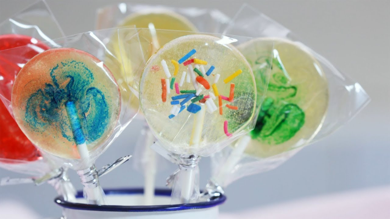 Homemade Lollipops Recipe | Yummy Ph