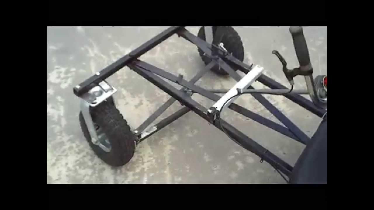 No Weld Go Kart Done Youtube