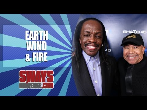 Earth Wind and Fire on the Change of Music, Mistakes in Their Career and New Holiday Album