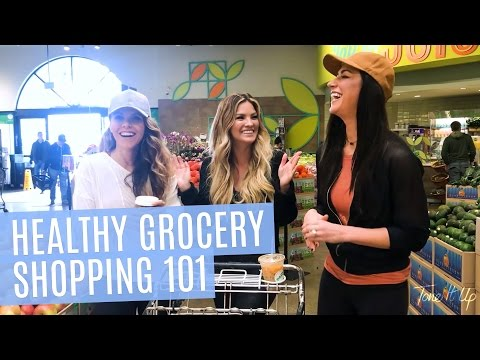 Shh! We Snuck Into The Grocery Store! Here's How To Shop The Healthy Way!