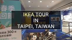 Shopping in IKEA - Taipei, Taiwan