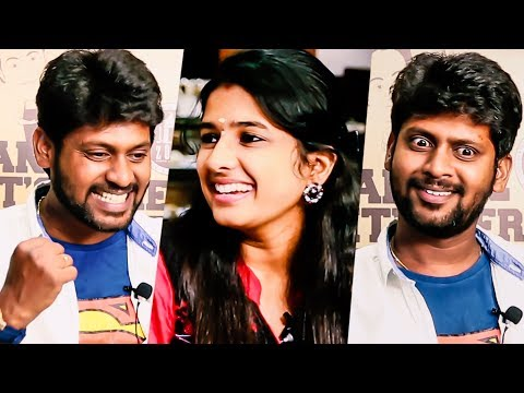 Rio Raj & Shruthi's Fun Interaction and Journey from Sun Music to Saravanan Meenatchi | US 29