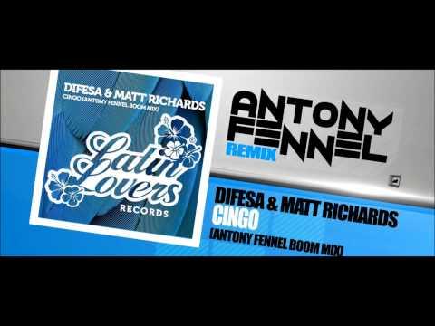 DIFESA & MATT RICHARDS - CINGO (ANTONY FENNEL BOOM MIX)