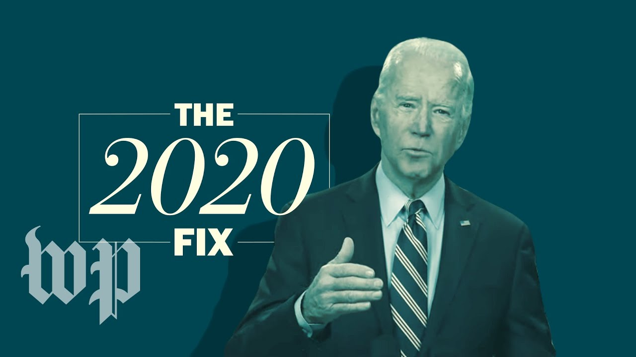 Joe Biden is working from home | The 2020 Fix