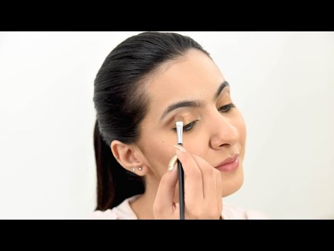 Smokey Eye Makeup Perfect for Wedding Season | Eye Makeup Tips