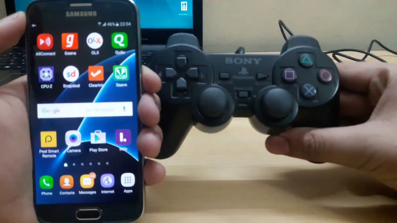 How to use your PS2 Controller with Android/PC