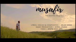 musafir-arjan-singh-travel-song
